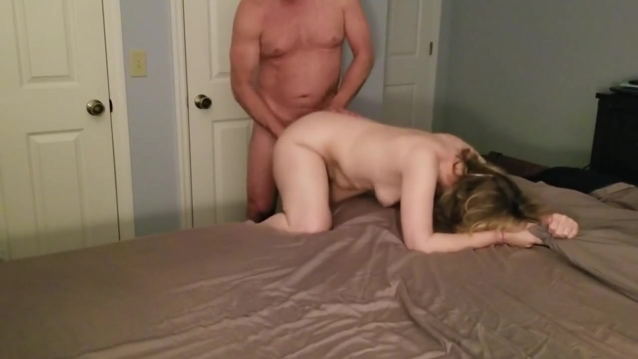 Beautiful American Housewife Homemade Fuck With Her Husband-4120